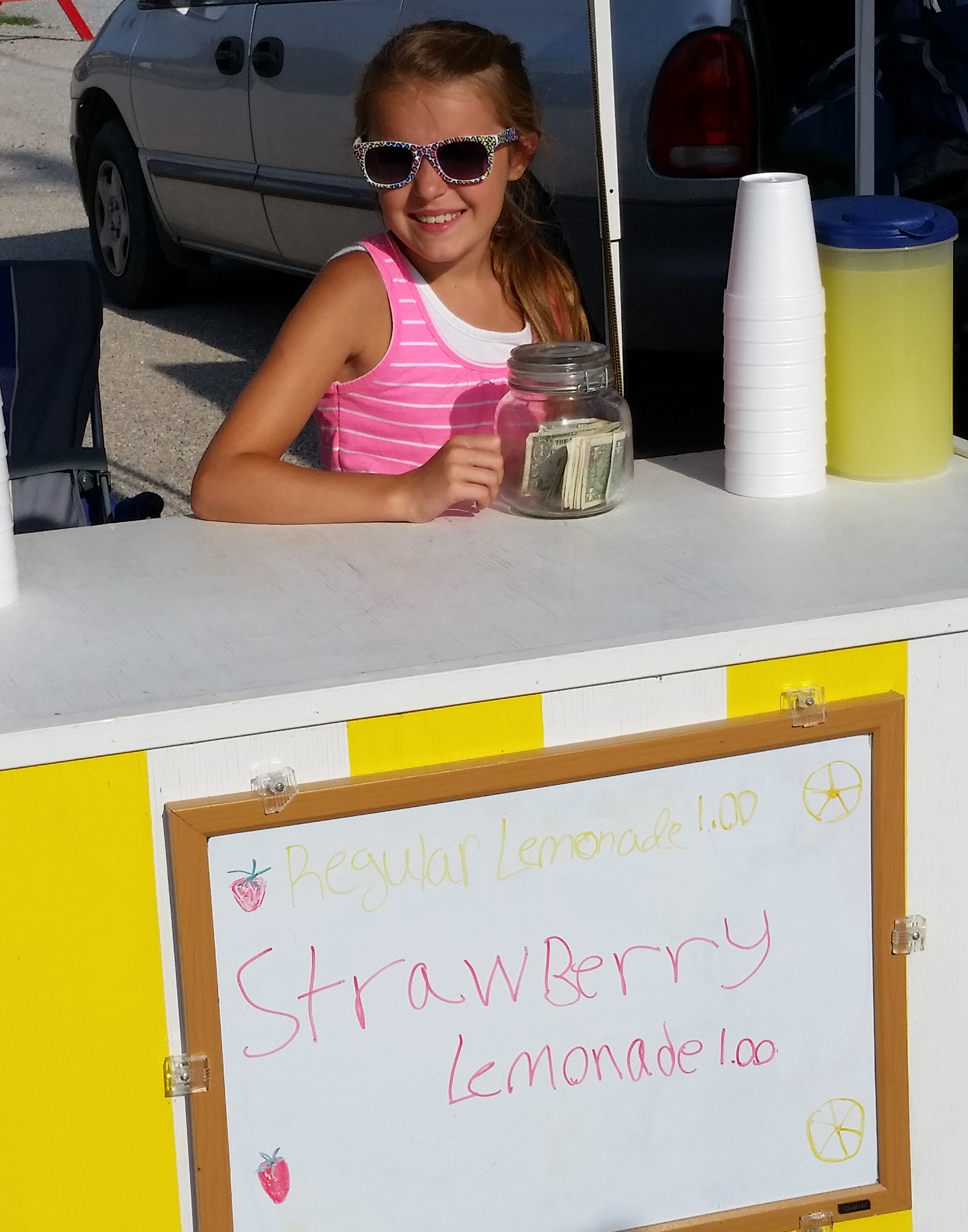 Book the Youth Lemonade Stand